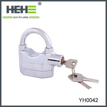 2015 Factory direct sale silver color alarm central lock