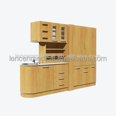 Dental Central Island furniture cabinet