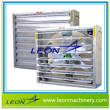 Leon hot sale poultry house industrial roof exhaust fan,greenhouse exhaust fan with CE Certificate