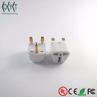 WD-7 Best Selling Products UK Standard Conversion Plug Travel Multiple Plug Adapter