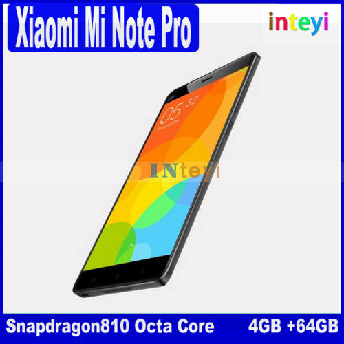 "Original Xiaomi Minote Mi Note pro Snapdragan810 Quad Core Android Celular 5.7"" IPS FHD 13MP MIUI 6 google play"