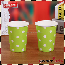 paper cup 6 oz custom coffee paper cup