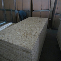 9mm OSB sterling board, flake board for building material