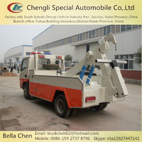 Right hand drive rotator tow truck, rotator wrecker sales