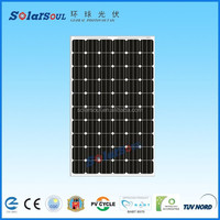 types of monocrystalline high efficient solar cells 280watts solar panel price list pakistan