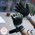 NMSAFETY HPPE mechnic cut resistant level 5 glove
