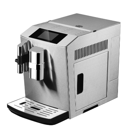 New product stainless steel housing caffee machine coffee