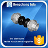DN50 NPT flexible connector union thread natural rubber joint