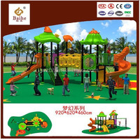 BH05101 Wenzhou Baihe TUV certificate Children playground equipment