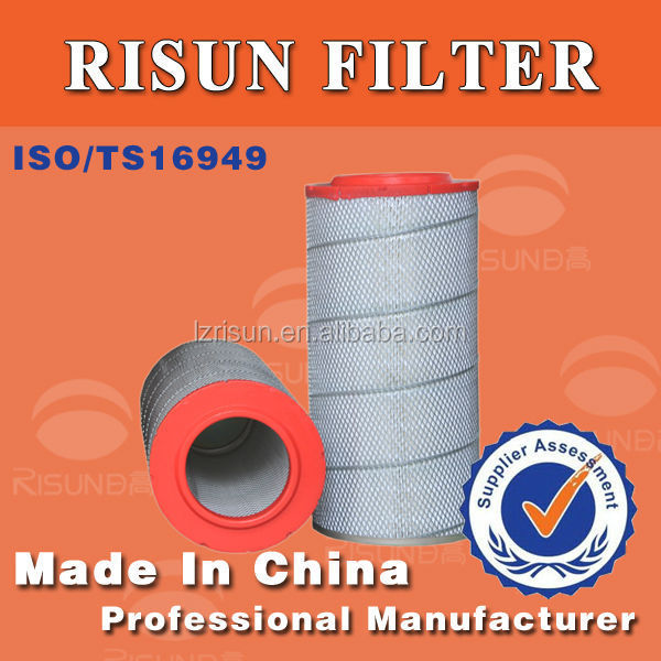 Air filter RD1512UV-1109100 for Dongfeng truck