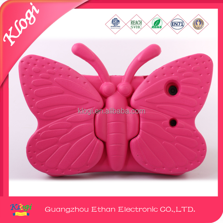 anti-shock case for ipad 2 eva foam tablet case cute tablet cover