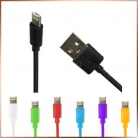 New arrived two side usage USB charging cable for iphone and Android mobiles