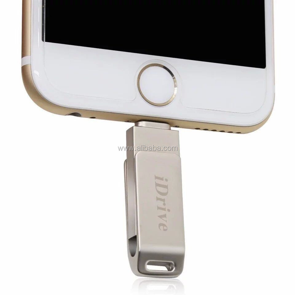 Top Selling Cheapest Colorful 4GB 8GB 16GB 32GB Custom Swivel Double Plug and usb Flash Drive for Iphone / Android / Computer