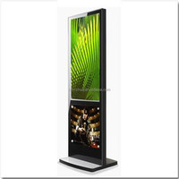 china supplier outdoor double-sided digital signage