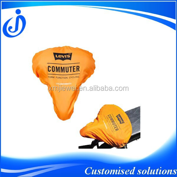 No Minimum Waterproof PVC Bike Saddle Cover