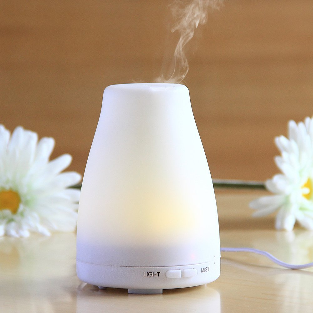 Electric Diffuser Aromatherapy ~ Veister aromatherapy essential oil diffuser