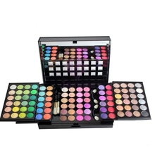 5 Layer Design 96 Full Pigment Color Eyeshadow Makeup Eye Shadow Palette