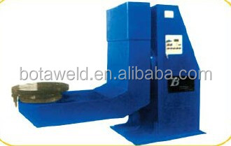 small L-type welding positioner easy to operate