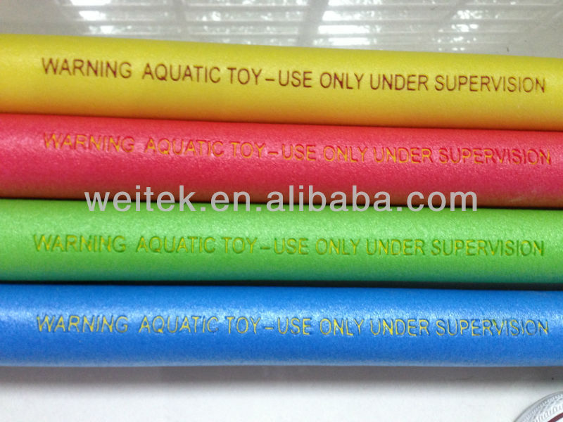 foam water noodle,shaped foam swimming noodle,foam water floats
