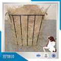 Small animals wooden hay rack For Asia