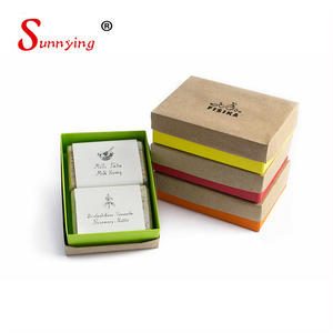 Cheap High Quality Eco Friendly Paper Sleeve Soap Kraft Paper Box