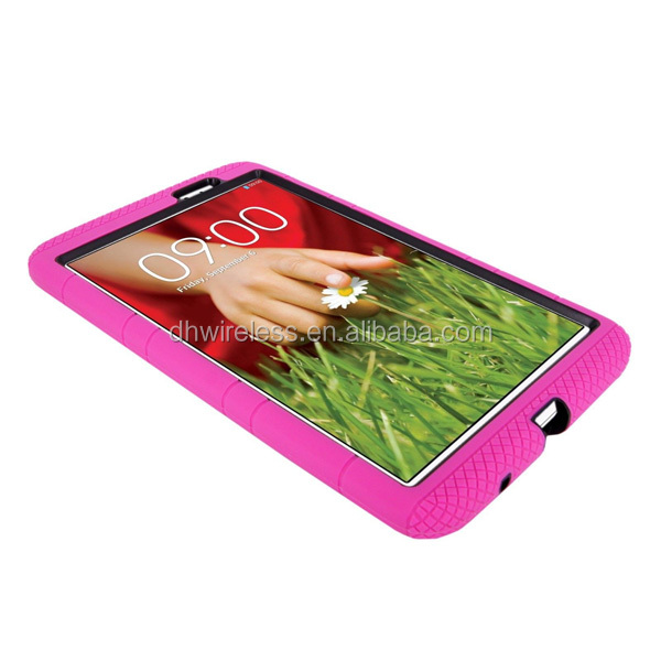high quality products heavy duty kickstand case for LG G PAD 8.3 V500