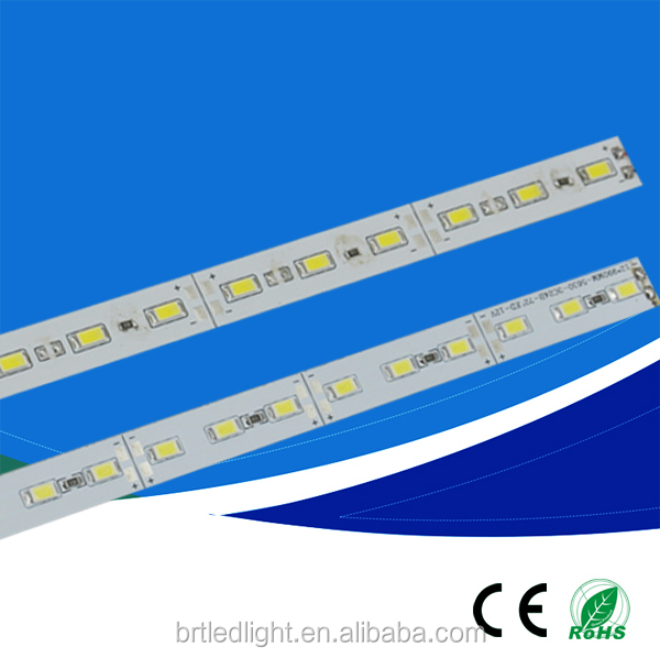 Good price 5050 smd rigid rgb led strip,led rigid bar rgb for led box lighting