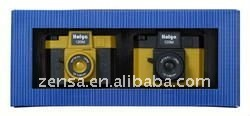 Holga 120M Mini Film Camera Plastic Keychain