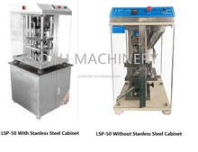 LSP-50 Single Punch Tablet Press Machine