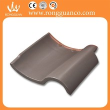 matt finish S roof tile