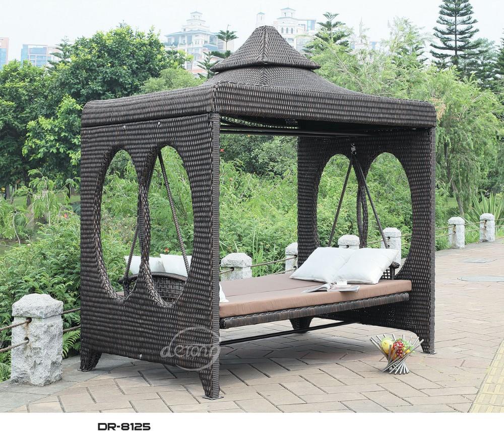 Patio Swing Bed Modern Patio Outdoor
