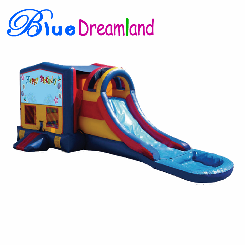Best quality inflatable slip and slide pool with great price