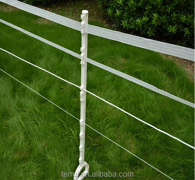 Fence post electric fence wholesale electric goat fence post