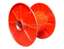 Ram-Type Steel Cable Drum