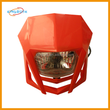 Dirt bike Off Road Motorcycle Universal Vision Headlight