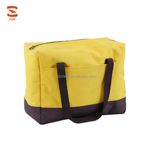 Wholesale Large Capacity Soft Cooler Tote Insulated Lunch Bag Outdoor Thermal Insulation Picnic Bag