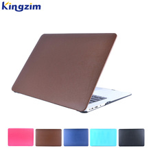 "Business style laptop sleeve leather case hard shell for macbook pro retina 15.4"" case, for apple macbook pro retina 15 inch"