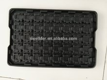 OEM vacuum formed thick plastic case for electronic equipment