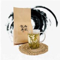 Dragon well top grade B quality longjing green tea, China Famous Dragon well Long Ching Green Tea