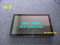 "16:9 wide screen openframe 20""/18.5"" LCD primary display for gaming cabinet, Kortek 1600 x 900, VGA HD"