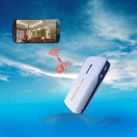 Hot small portable ip cctv tester with power bank support ONVIF,WIFI