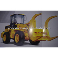 XG932H 3 Ton Wheel loader with 1.8 CBM bucket, coupling fork,log grapple