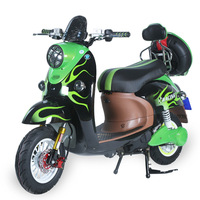 New Style Best Sales Chopper Electric Motorcycle