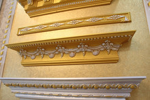 Polyurethane Trim Molding / coving / cornices / crown molding