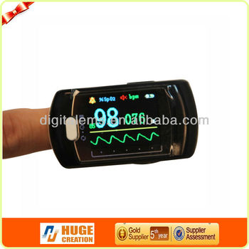 2014 New Product pulse oximeter bluetooth wireless oximeter