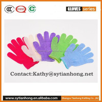 Nylon & Polyester Bath glove bath animal glove