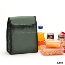 Popular Sale 420D Polyester Thermos Cooler Lunch Bag