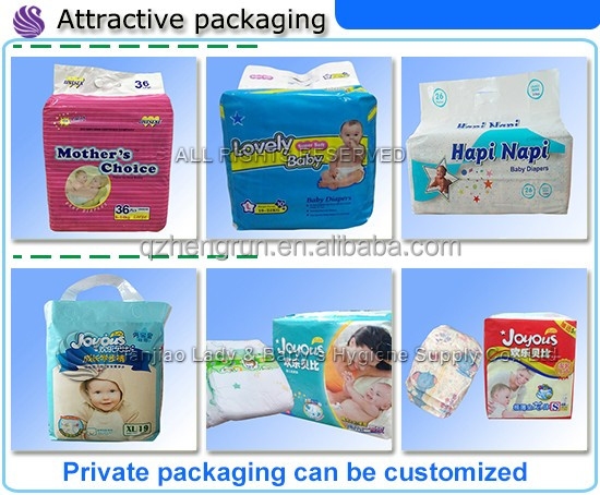 Competitive Price Disposable Baby Diaper Importers in Dubai Manufacturer from China