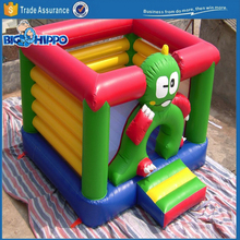Dinosaur ring bouncy castle house jumper moon bounce Colorful Inflatable Amusement Fun Park