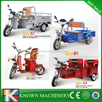 Stable running and reliable quality tricycle for elderly,electric tricycle for adults